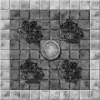 Создание игровых карт в Dungeon Painter